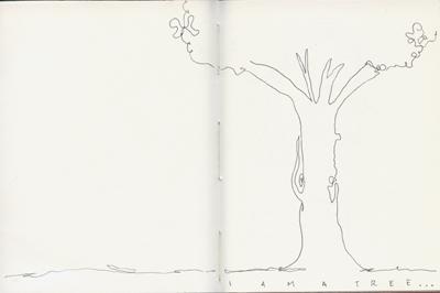 I am a tree.